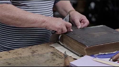 Beck and Orr Book Binding